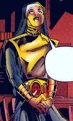 Sister Debbi (Earth-928) X-Nation 2099 Vol 1 4