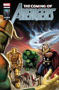 Coming of the Avengers Vol 1 1