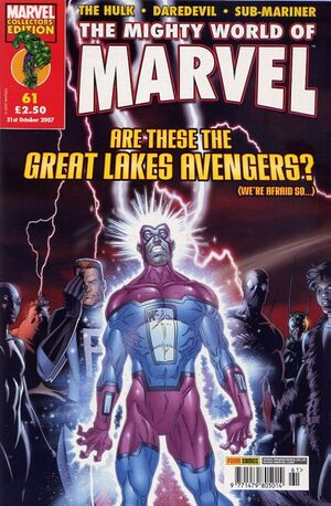 Mighty World of Marvel Vol 3 61
