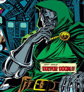 Victor von Doom (Earth-616) from Avengers Vol 1 331 001