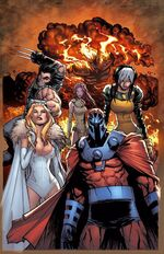 Age of Apocalypse Vol 2 2 Ramos Variant Textless