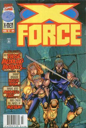 X-Force Vol 1 64