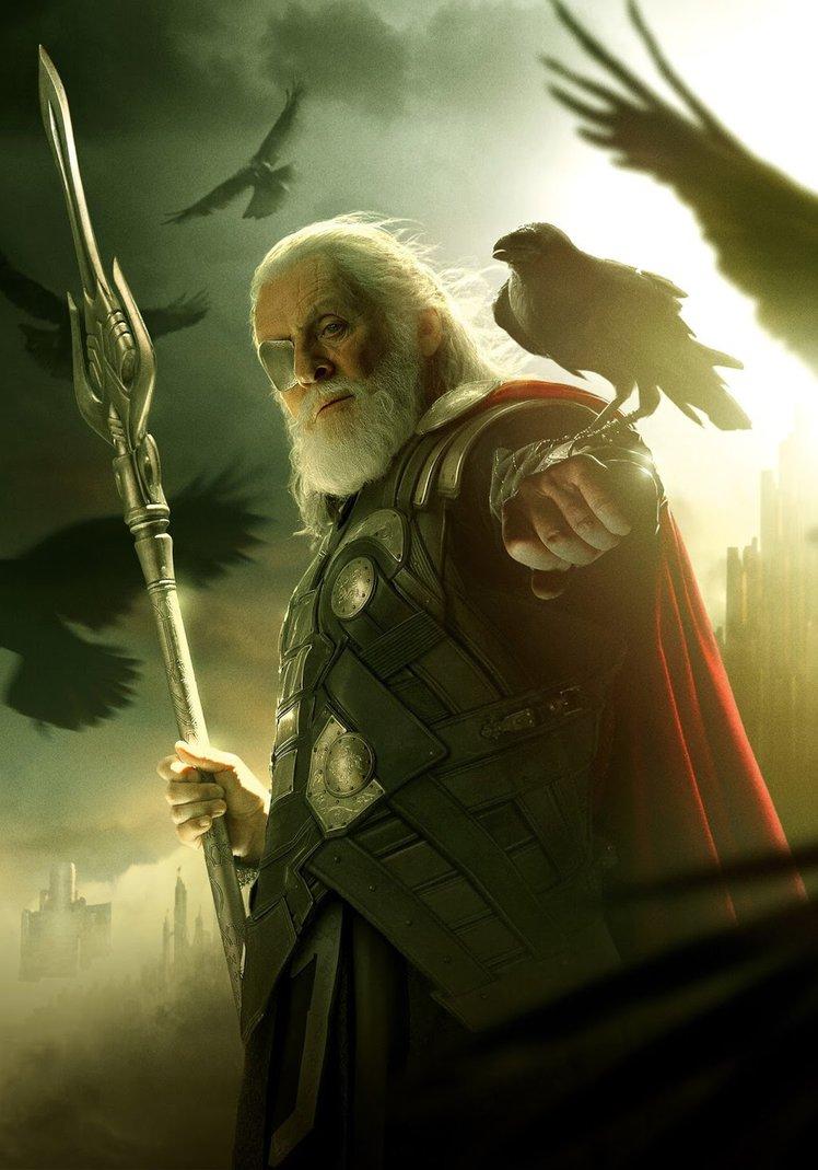 Odin Borson (Earth-199999) | Marvel Database | FANDOM ...