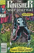 Punisher War Journal Vol 1 20