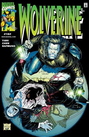 Wolverine Vol 2 162