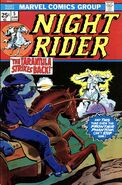 Night Rider Vol 1 5
