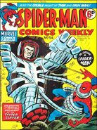 Spider-Man Comics Weekly Vol 1 54