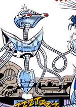 Waldo (Computer) (Earth-616) from X-Men Spotlight on...Starjammers Vol 1 2 0001