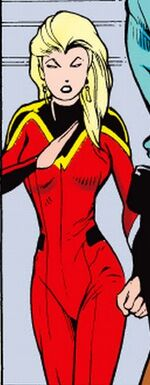 Augusta Seger (Earth-616) from Hawkeye Earth's Mightiest Marksman Vol 1 1 0001