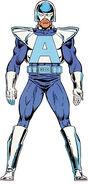 Dominikos Petrakis (Earth-616) from Official Handbook of the Marvel Universe Master Edition Vol 1 33 001