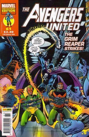 Avengers United Vol 1 61