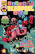 Baby's First Deadpool Book Vol 1 1