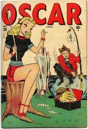 Oscar Comics Vol 1 25