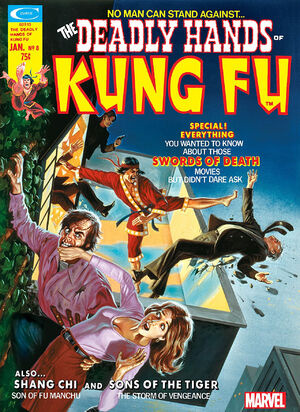 Deadly Hands of Kung Fu Vol 1 8