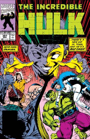 Incredible Hulk Vol 1 387
