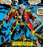 Baron Samedi (AIM) (Earth-616) from Strange Tales Vol 1 171 0001