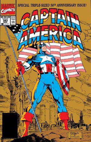 Captain America Vol 1 383