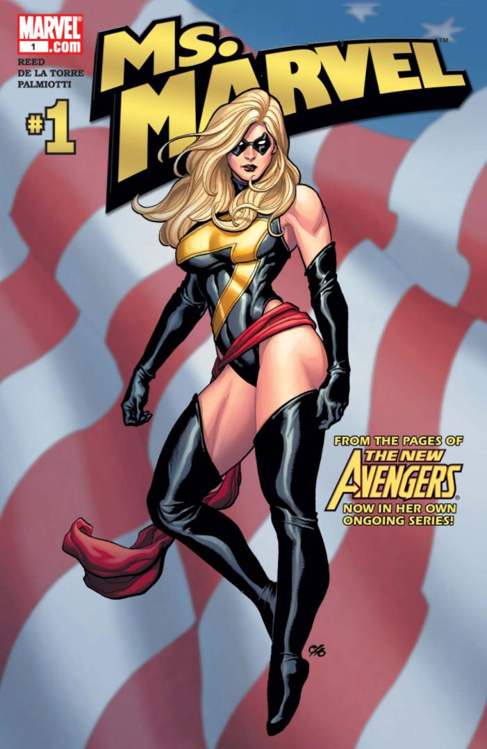 Ms. Marvel Vol 2 1