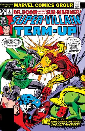 Super-Villain Team-Up Vol 1 9