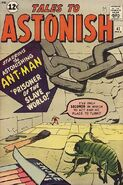 Tales to Astonish Vol 1 41