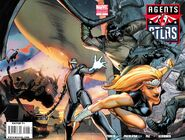 Agents of Atlas Vol 2 1 Variant Second Printing Wrap