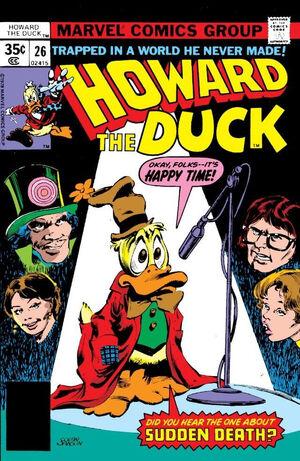 Howard the Duck Vol 1 26