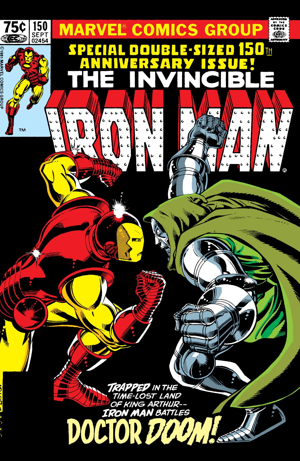 Iron man vol 1 150 marvel database fandom powered by wikia - Iron man 1 images ...