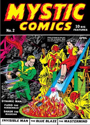 Mystic Comics Vol 1 2