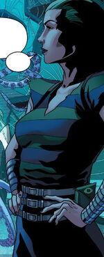 Sandwoman (Earth-TRN590) from Spider-Man 2099 Vol 3 12 0001