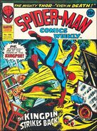 Spider-Man Comics Weekly Vol 1 106