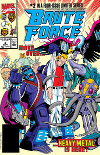 Brute Force Vol 1 2