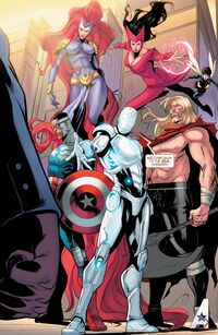 Captain America and the Mighty Avengers Vol 1 page 20