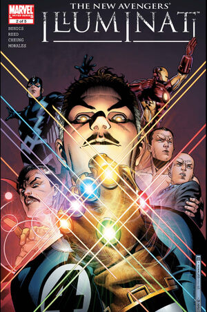 New Avengers Illuminati Vol 2 2