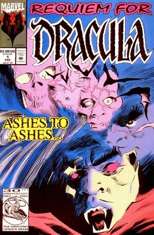 Requiem for Dracula Vol 1 1