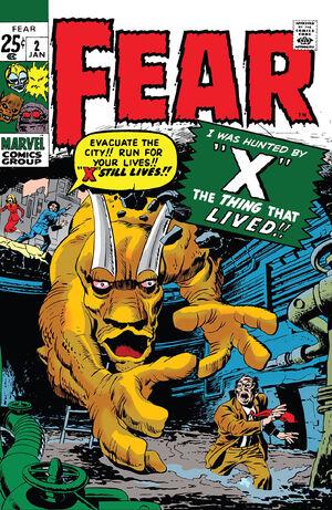 Fear Vol 1 2