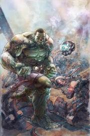 Indestructible Hulk Vol 1 1 Textless