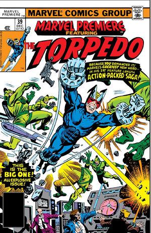 Marvel Premiere Vol 1 39