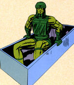 Replica Model X-3 (Earth-616) from Marvel Legacy The 1960's Handbook Vol 1 1 0001