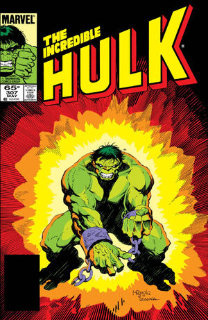 Incredible Hulk Vol 1 307