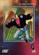 Luke Cage (Earth-616) from Marvel Universe Cards Series III 0001