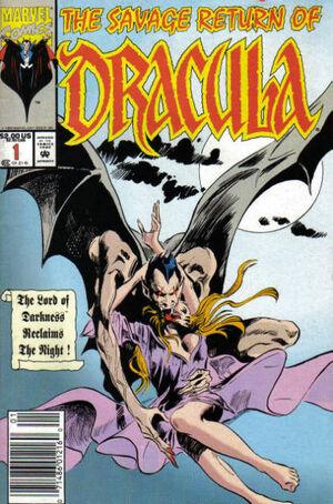 Savage Return of Dracula Vol 1 1