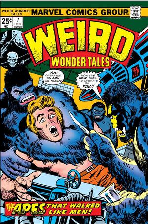 Weird Wonder Tales Vol 1 7
