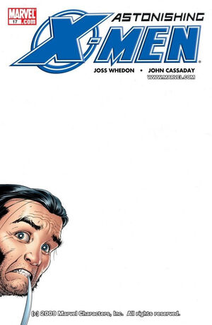 Astonishing X-Men Vol 3 17