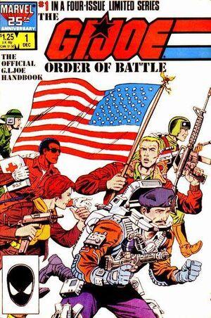 G.I. Joe Order of Battle Vol 1 1