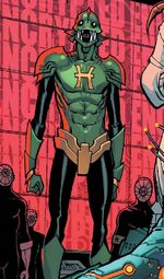 Pisces (Jacobs' Zodiac) (Earth-616) from Amazing Spider-Man Vol 4 2 001