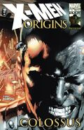 X-Men Origins Colossus Vol 1 1