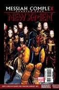 New X-Men Vol 2 44 2nd Printing Variant