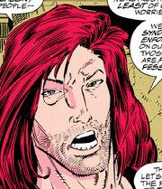 Timothy Fitzgerald (Earth-928) X-Men 2099 Vol 1 2