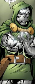 Victor von Doom 01 (Earth-8101)