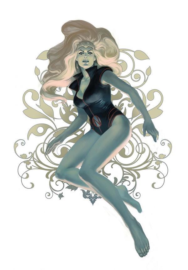 Aquaria Neptunia (Earth-616) | Marvel Database | FANDOM ... Venus Agents Of Atlas